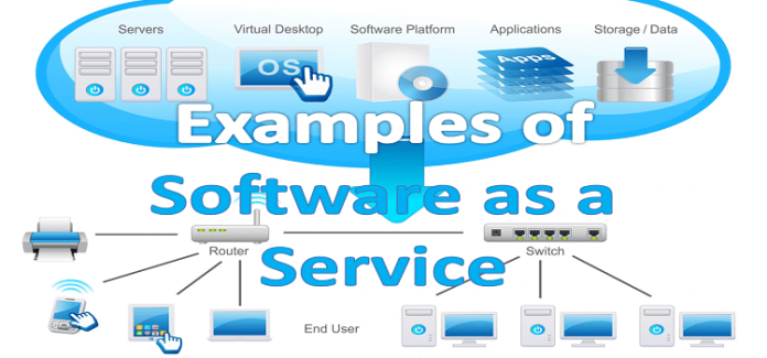 Software As a Services Solution Services