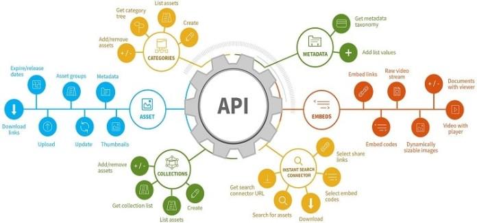 API Customization & Development Services API At HawksCode Softwares