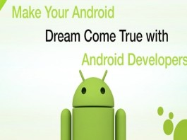 Hire Android Application Developer in hawkscode software