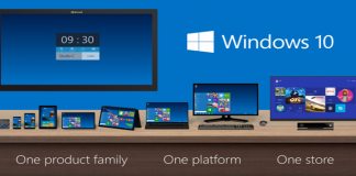 MIcrosoft Window 10 - The enormous of Technology